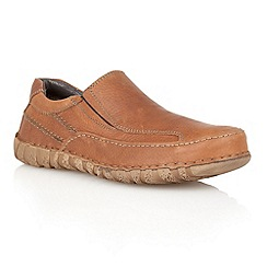Lotus Since 1759 - Brown 'Bedworth' mens shoes