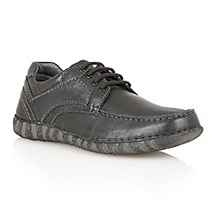 Lotus Since 1759 - Black 'Winsford' mens shoes