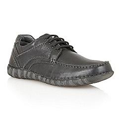 Lotus Since 1759 - Black 'Winsford' mens shoes