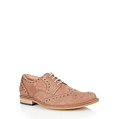 Lotus - Tan leather 'Sandford' mens shoes