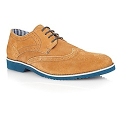 Lotus - Sand suede 'Deacon' mens shoes