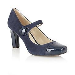 Naturalizer - Ocean 'L-Ulrich' court shoes