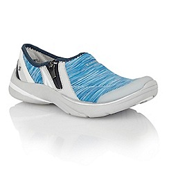 Naturalizer - Blue 'Lifetime' trainers