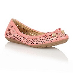 Naturalizer - Coral pop 'Ulysses' pump shoes