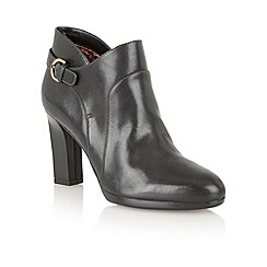 Naturalizer - Black 'Argon' ankle boots