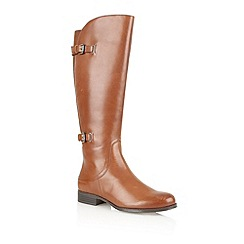 Naturalizer - Banana bread 'Janelle' knee high boots
