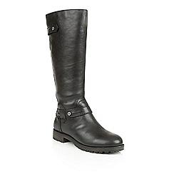 Naturalizer - Black leather 'Tanita' boots
