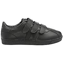 Gola - Black 'Amhurst Velcro' trainers