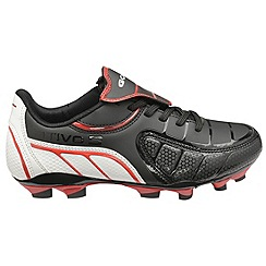 Gola - Black/Red/White 'Onslaught Blade' football boots