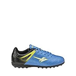 Gola - Boys' blue/black 'Talos Vx' astroturf trainers