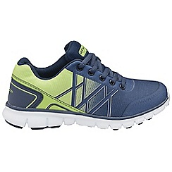 Gola - Navy/lime 'G Blast' trainers