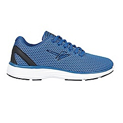 Gola - Blue/black 'Equinox' trainers