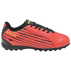 Gola - Red/black 'Axis VX' trainers
