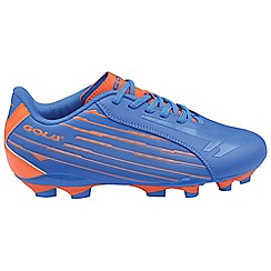 Gola - Blue/orange 'Axis blade' boots