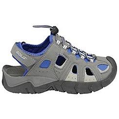 Gola - Grey/reflex 'Kamnik' sandals
