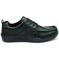 Gola - Black 'Brando' shoes Coated Leather/pu