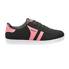 Gola - Black/Pink 'Amhurst' trainers