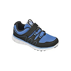 Gola - Blue/Black 'Termas Toggle' trainers