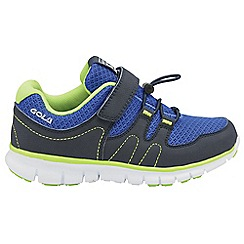 Gola - Navy/blue/lime 'Termas Toggle' trainers