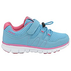 Gola - Blue/pink 'Termas Toggle' trainers