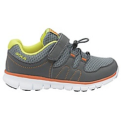 Gola - Grey/volt/orange 'Termas Toggle' trainers