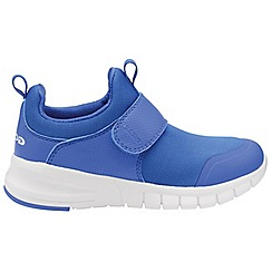 Gola - Blue/White 'Lupus' boys sports trainers