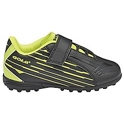 Gola - Black/volt 'Axis velcro VX' trainers