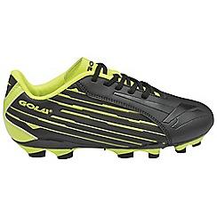 Gola - Black/volt 'Axis blade' boots