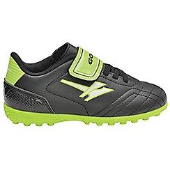 Gola - Black/lime 'Magnaz Velcro VX' trainers