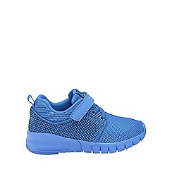 Gola - Kids' blue 'Angelo Velcro' trainers
