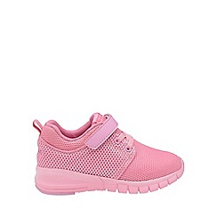 Gola - Kids' pink 'Angelo Velcro' trainers