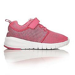 Gola - Kids' pink 'Gola Angelo Velcro' trainers