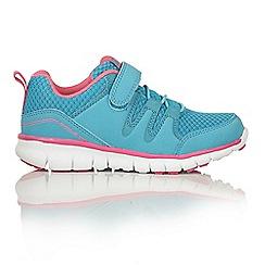 Gola - Kids' blue 'Gola Termas 2 Velcro' trainers