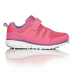 Gola - Kids' pink 'Gola Termas 2 Velcro' trainers