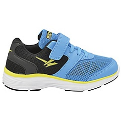 Gola - Blue/Black 'Geno' boys sports trainers