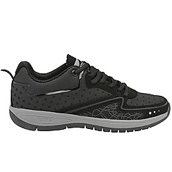 Gola - Black 'Esalen' training shoes