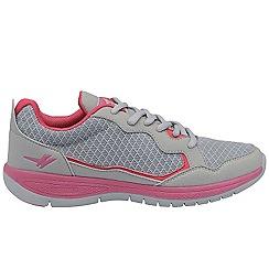 Gola - Grey 'Palm' training shoes