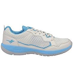 Gola - White 'Palm' training shoes