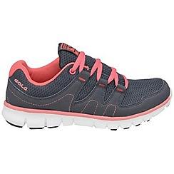 Gola - Navy/pink 'Termas' trainers