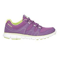 Gola - Purple/volt 'Termas' trainers