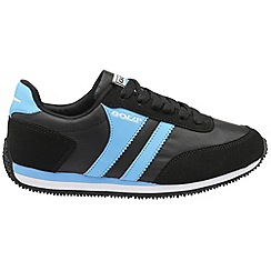 Gola - Black 'Renew' nylon trainers