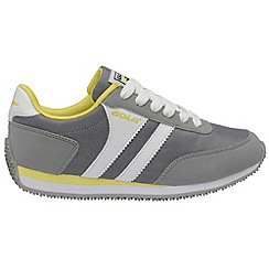 Gola - Grey 'Renew' nylon trainers