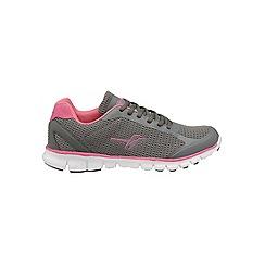 Gola - Grey/Pink 'Calerea' trainers