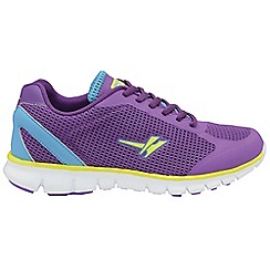 Gola - Purple/blue/volt 'Calera' trainers