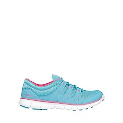 Gola - Blue/pink 'Solar' trainers
