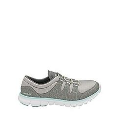 Gola - Grey/mint 'Solar' ladies trainers