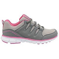 Gola - Grey/pink 'Termas 2' trainers