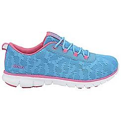 Gola - Blue/pink 'Bela' trainers