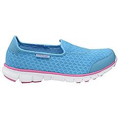 Gola - Blue/pink 'Mystic 2' trainers