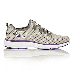 Gola - Grey 'Gola Sondrio' ladies trainers